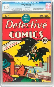 Detective Comics #27, sold for $492,937