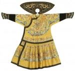 Emperor's summer court robe, 1851-1861