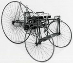 Long steam tricycle