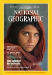 National Geographic Afghan girl