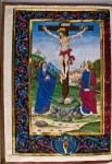 The Crucifixion, by Perugino, ca. 1495-99