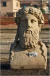 Archaic Greek herm