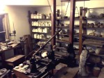 Watt's workshop at the Science Museum of London