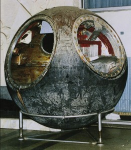The Soviet Vostok 3KA-2 Space Capsule