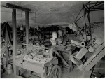 Watt's garret workshop at his home near Birmingham