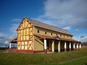 Wroxeter Roman town house
