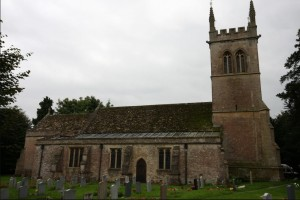 St. Laurence Church, Hilmarton, Wiltshire