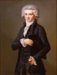 Robespierre by Adélaïde Labille-Guiard, 1786