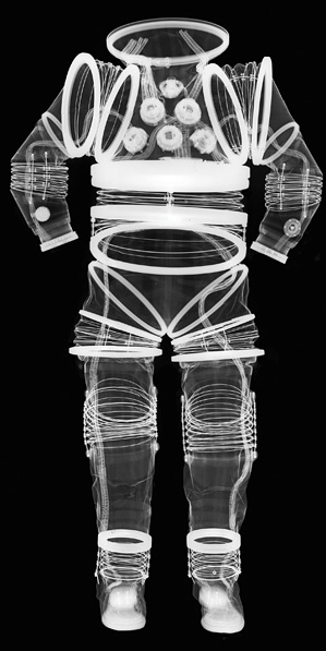 polymer astronaut suit - photo #35