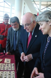 Bulgarian, Canadian, UNESCO officials view repatriated artifacts