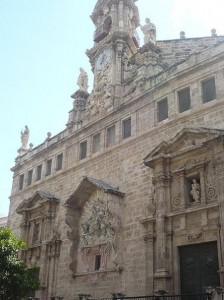 Church of Santos Juanes de Valencia
