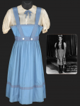 Dorothy Gale pinafore, worn by Judy Garland in 'The Wizard of Oz'