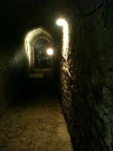Herculaneum sewer