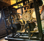Restored clock