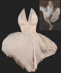 Marilyn Monroe's Subway dress from 'The Seven Year Itch'