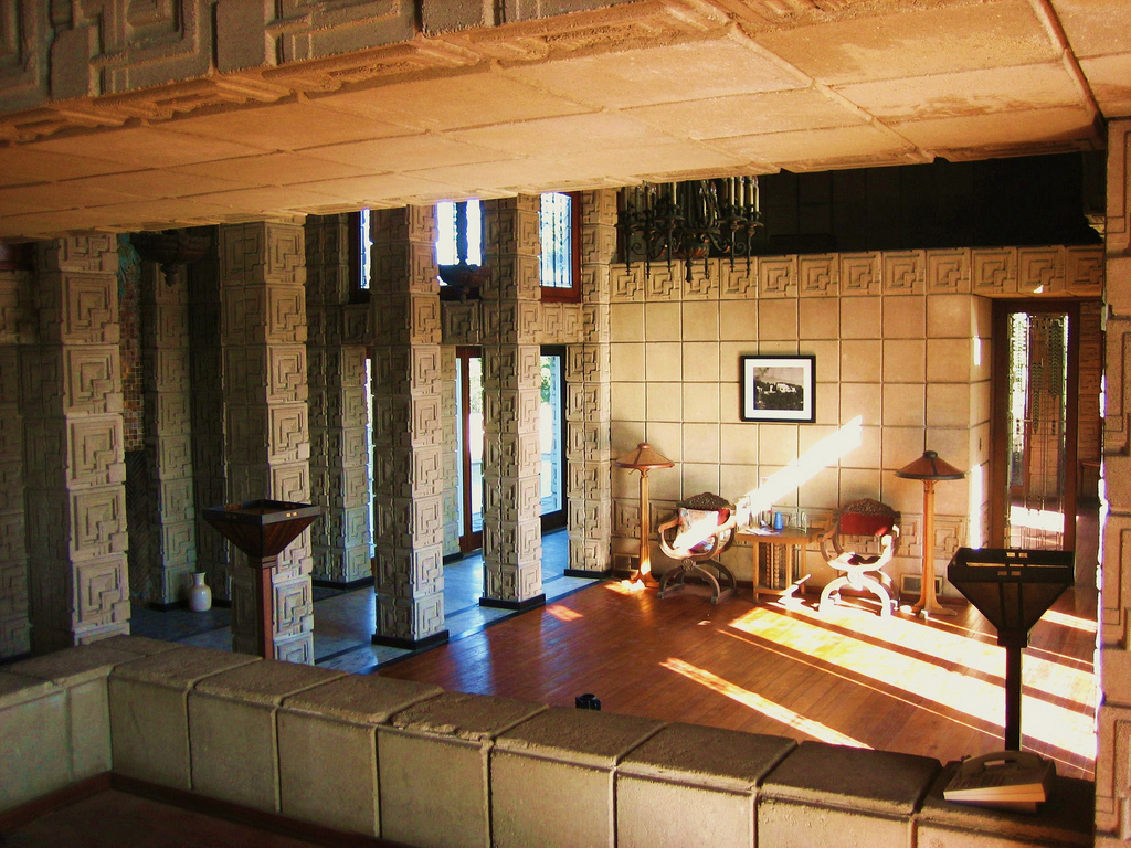 The History Blog Blog Archive Burkle Buys Frank Lloyd