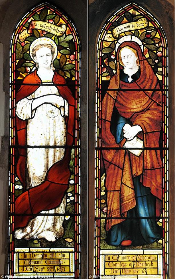 Church Window Drawings For These Church Windows