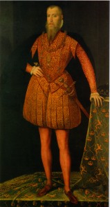 Eric XIV of Sweden by Steven Van der Meulen, 1561
