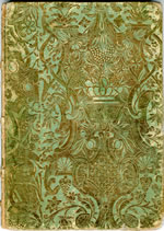 Copiale Cipher, brocade cover