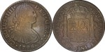 1796 Spanish Dollar