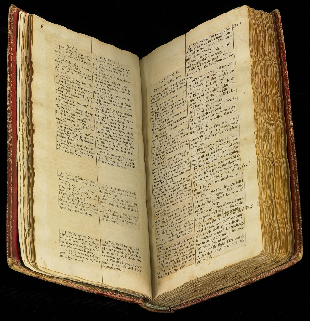 the jefferson bible a reconciliation of What follows is, for the first time online, the complete jefferson bible--plus links to many of his key deletions you'll see that jefferson cut out miracles and signs or declarations of jesus' divinity click here for more on the origins of the jefferson bible or on the controversial religious views of jefferson.