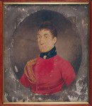 Lachlan Macquarie, by Richard  Read, 1822