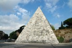 Pyramid of Gaius Cestius
