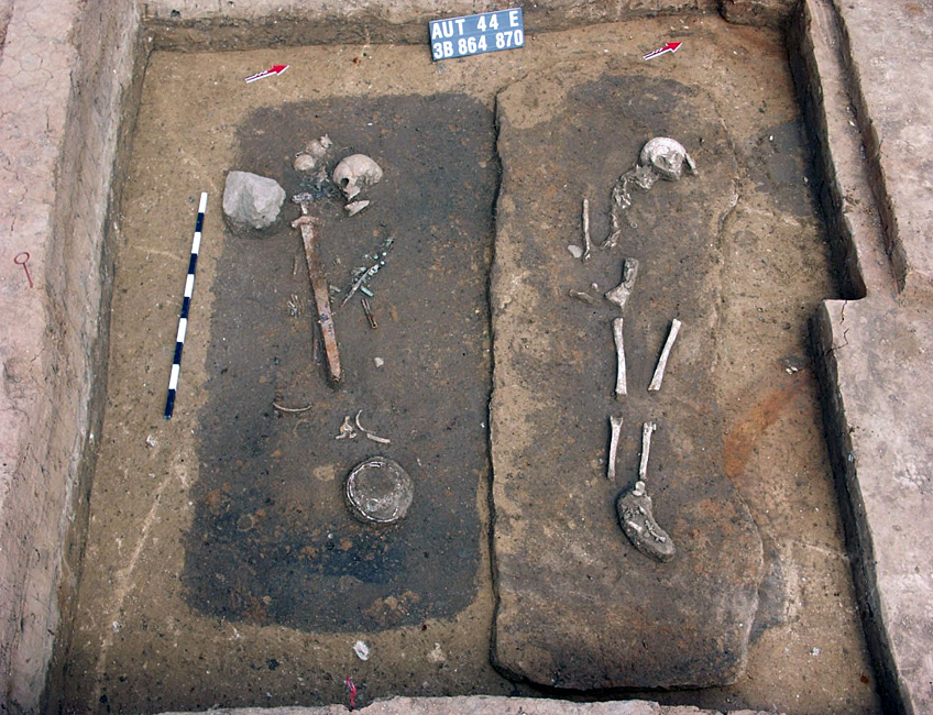 Viking Grave Goods