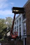 Removing the cistern