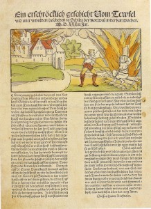 1533 book describes 1531 witch burning in Schiltach, Germany