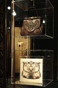 "quot;Pretiosa"" by Gherardini above, design by Leonardo da Vinci below"