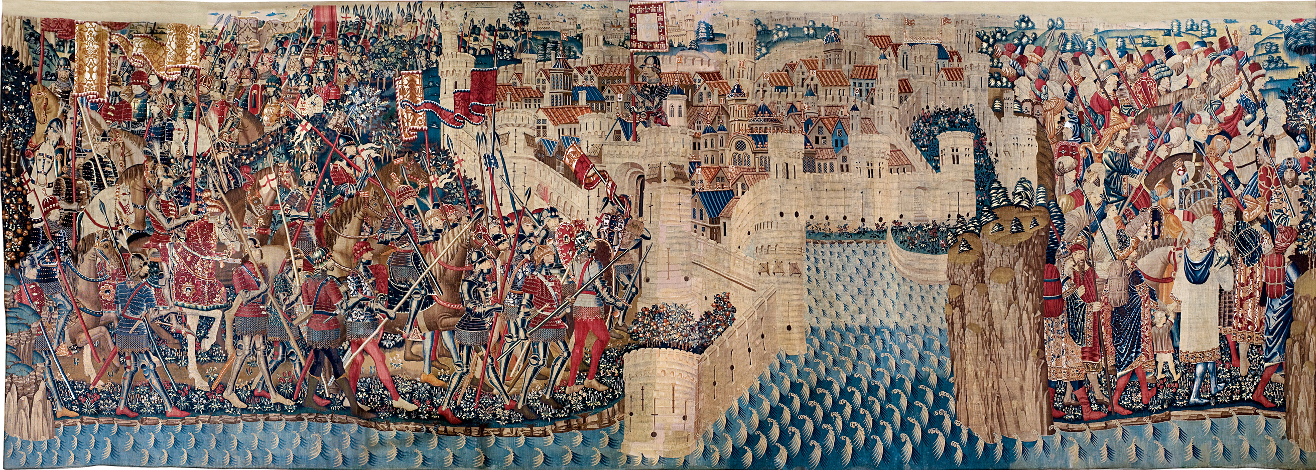 The Conquest of Tangier