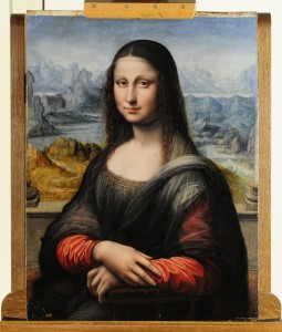 "Prado ""Mona Lisa"" copy after restoration"
