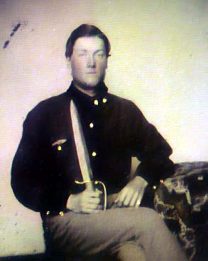 Mike Bowman, 7th Virginia Cavalry