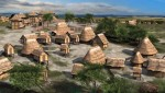 Reconstruction of Acy-Romance Gallic village