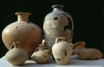 Acy-Romance Roman era pottery