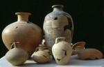Acy-Romance Roman era pottery
