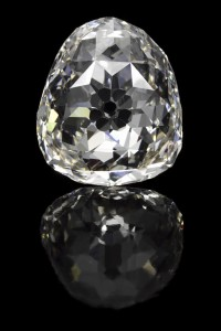"The ""Beau Sancy"" diamond"