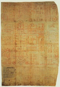 The Plan of Saint Gall