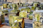 York Minster stones for auction