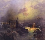 """After the Battle of Vítkov Hill"""