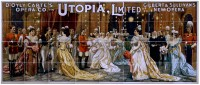 D'Oyly Carte's Opera Co. in Utopia, 1894