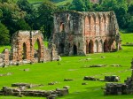Furness Abbey today