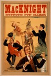 MacKnight Hypnotic Fun Maker, 1900s