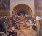 """The Bulgarian Tsar Simeon"""