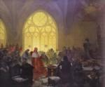 """""""The Hussite King Jiří of Poděbrady"""""""