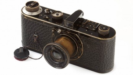 1923 Prototype Leica 0-series sold for $2.8 million