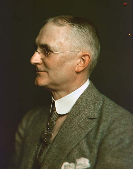 George Eastman, 1914
