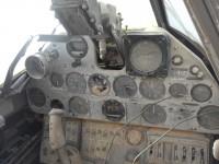 Kittyhawk P-40 cockpit