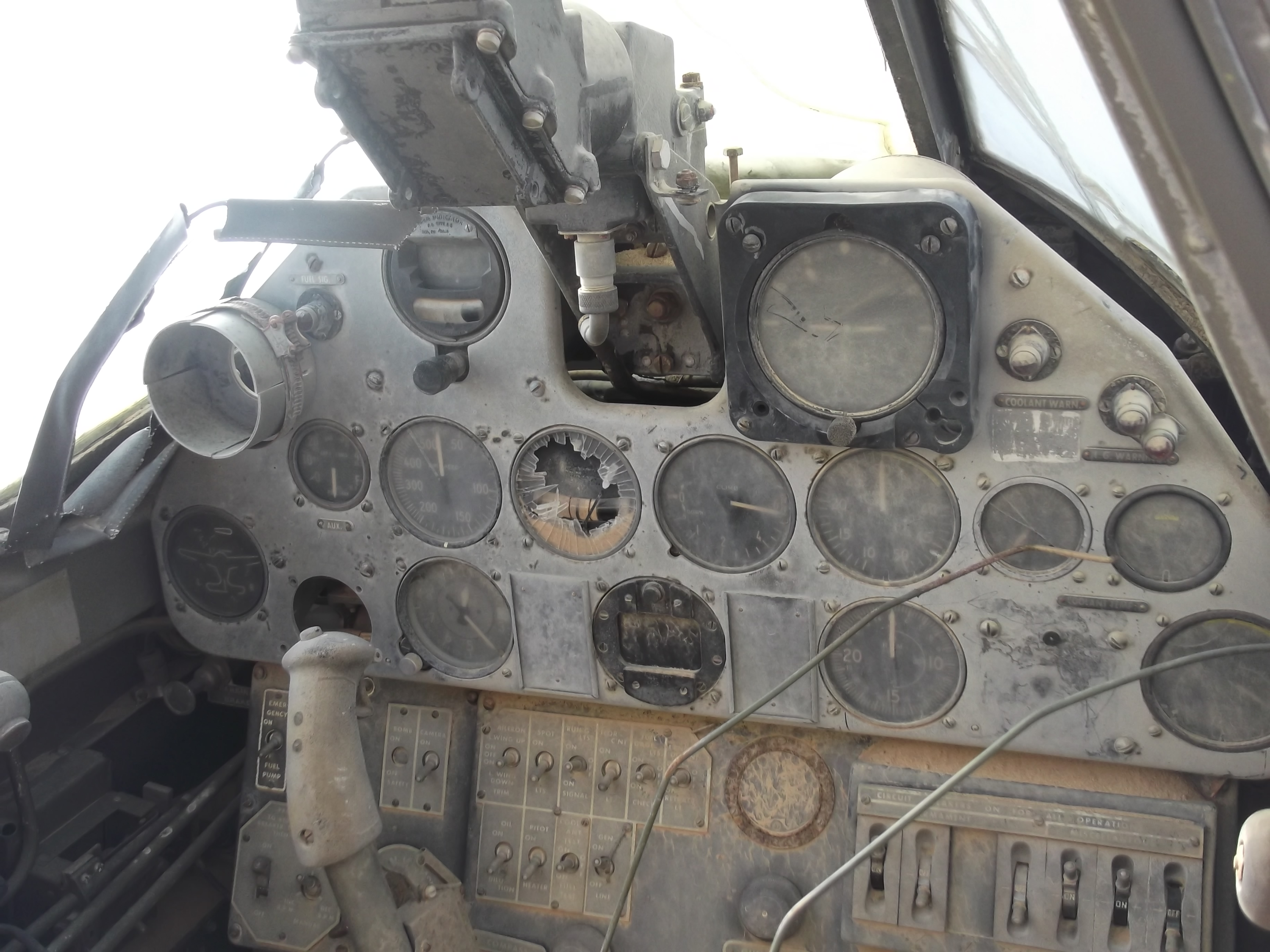 The History Blog » Blog Archive » WWII fighter plane found ...